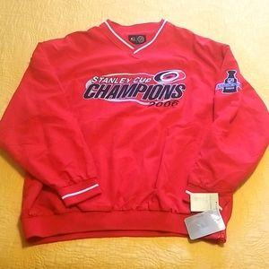 Vintage NHL pullover Carolina Hurricanes 2006 SC